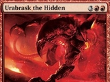 Magic The Gathering Urabrask the Hidden Scars of Mirrodin