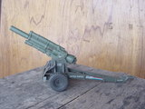 G.I. Joe Mountain Howitzer Classic Collection image 1