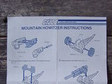 G.I. Joe Mountain Howitzer Classic Collection image 4