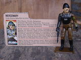 G.I. Joe Major Bludd Classic Collection