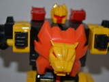 Transformers Razorclaw Generation 1
