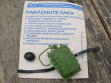 G.I. Joe Parachute Pack Classic Collection