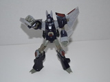 Transformers Cyclonus w/ Nightstick Classics Series thumbnail 1