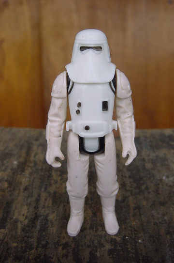 Star Wars Imperial Stormtrooper (Hoth Battle Gear) Vintage Figures (pre-1997)