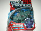 Transformers Landmine Transformers Movie Universe