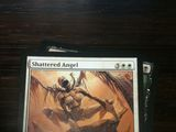Magic The Gathering Shattered Angel Scars of Mirrodin