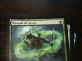 Magic The Gathering Wreath of Geists Innistrad thumbnail 0