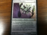 Magic The Gathering Phyrexian Revoker Scars of Mirrodin