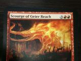 Magic The Gathering Scourge of Geier Reach Innistrad