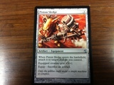 Magic The Gathering Piston Sledge Scars of Mirrodin
