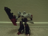 Transformers Cybertron Mode Megatron Animated image 0