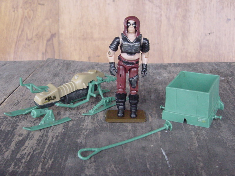 G.I. Joe Zartan Classic Collection