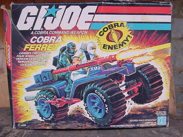 G.I. Joe Ferret Classic Collection