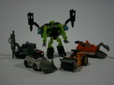 Transformers Steamhammer (Constructicons 5-Pack) Power Core Combiners 4ee19664f02a4d000100011c