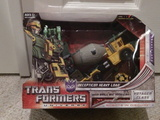 Transformers Decepticon Heavy Load w/ Drill Bit Classics Series 4ee19f01cade6a000100002a