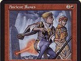 Magic The Gathering Ancient Runes Tempest