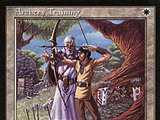Magic The Gathering Archery Training Urza