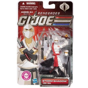 G.I. Joe Storm Shadow Renegades