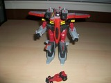 Transformers Starscream w/ Swindle Unicron Trilogy thumbnail 0