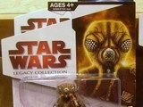 Star Wars Zuckuss Legacy Collection