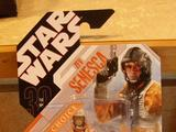 Star Wars Zev Senesca 30th Anniversary Collection