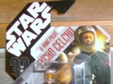 Star Wars A-Wing Pilot - Tycho Celchu 30th Anniversary Collection