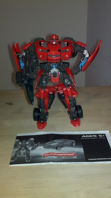 Transformers Cliffjumper Transformers Movie Universe