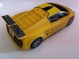 Transformers Sunstreaker Classics Series thumbnail 1