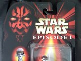 Star Wars Ody Mandrell with Otoga 222 Pit Droid Episode I - The Phantom Menace