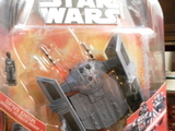Transformers Darth Vader - TIE Advanced Star Wars Transformers