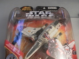 Transformers Clone Pilot - ARC-170 Starfighter (White) Star Wars Transformers