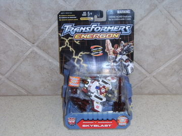 Transformers Skyblast Unicron Trilogy