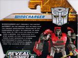 Transformers Windcharger Classics Series