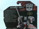 Transformers Drift Classics Series thumbnail 8