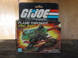 G.I. Joe Pac/Rats Flamethrower Classic Collection