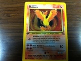 Pokemon Moltres First Generation