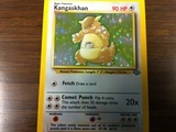 Pokemon Kangaskhan First Generation