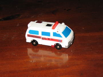 Transformers First Aid Generation 1