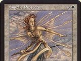Magic The Gathering Angelic Protector Tempest