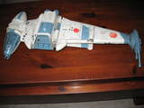 Star Wars Dagger Squadron B-Wing Fighter Legacy Collection image 0