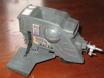 Star Wars INT-4 Interceptor Vintage Figures (pre-1997)