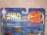Star Wars Mace Windu (with Blast-Apart Battle Droid) Saga (2002)