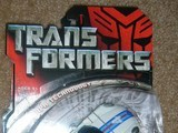 Transformers Autobot Jazz (G1 Redeco - Target Exclusive) Transformers Movie Universe