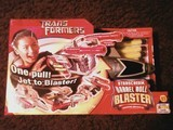 Transformers Starscream Roll Blaster Transformers Movie Universe (Takara)