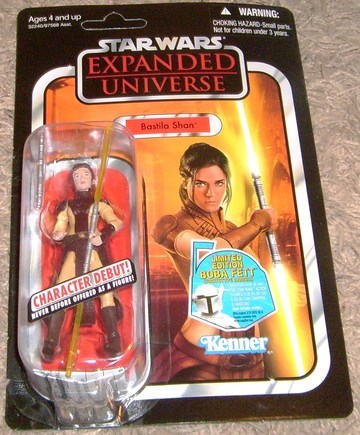 Star Wars Bastila Shan Vintage Collection (2010+)