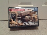 G.I. Joe Cobra H.I.S.S. Tank V.5 Pursuit of Cobra