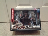 G.I. Joe Cobra Deviant Mech with Cyber-Viper Pursuit of Cobra