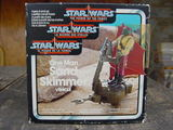 Star Wars One-Man Sand Skimmer Vehicle Vintage Figures (pre-1997) thumbnail 0