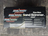 Star Wars One-Man Sand Skimmer Vehicle Vintage Figures (pre-1997) thumbnail 2