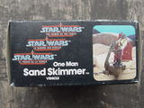 Star Wars One-Man Sand Skimmer Vehicle Vintage Figures (pre-1997) thumbnail 4